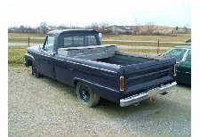 Ford Truck 1964