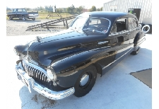 Buick 4dr 1947