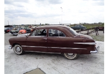 Meteor 2dr 1950