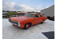 Chevy Biscayne 1969