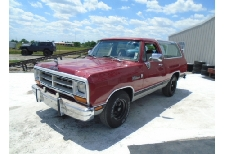 Dodge Ram Charger 1989